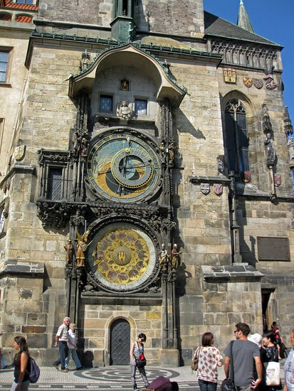 Praag_astronomische_klok_oudestadsplein