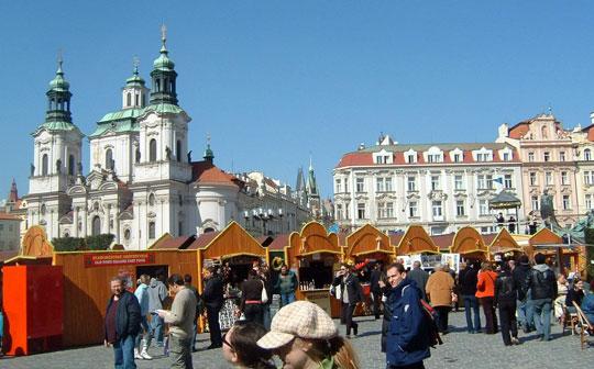 Praag_paasmarkt-pasen
