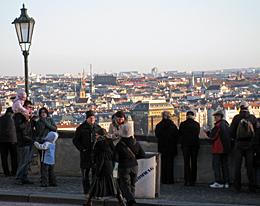 Praag_burcht-uitzicht