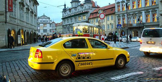 Praag_taxi