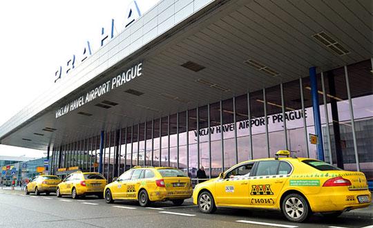 Praag_taxi-vliegveld