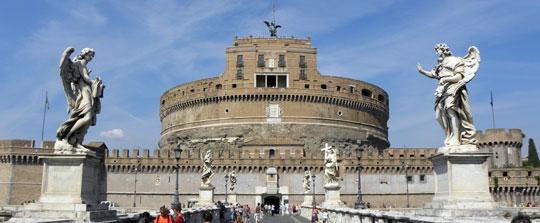 Rome_engelenbrug-engelenburcht
