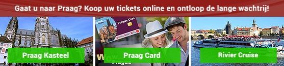 Tickets en kortingen Praag