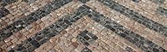 praag stoep plaveisel mozaik