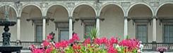 belvedere koninklijke tuin praag