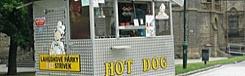 hot dog namesti miru praag
