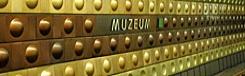 metro station muzeum praag