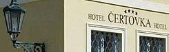 hotel certovka prague