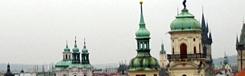 honderd torens van praag