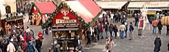 kerstmis kerstmarkt praag