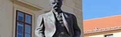 T.G. masaryk tsjechie praag