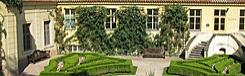 vrtba tuin garden prague