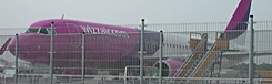 wizzair low budget prague