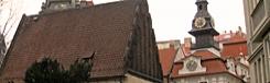 oudnieuw synagoge Praag