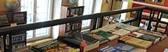 globe bookstore praag