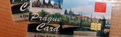 Korting met de Prague Card!