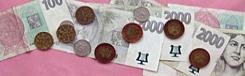 geld en fooi in Praag