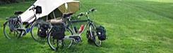 fietsen in Praag en Tsjechie