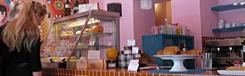 bistro kavarna Oh La La Praag