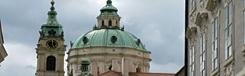 St Nicolaaskerk mala strana praag