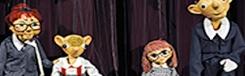 marionetten in praag