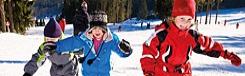 Skiën vlak bij Praag
