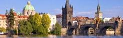 Busreizen naar Praag