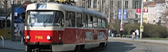 tram 23 praag