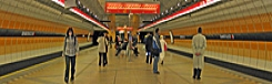 metro bezienswaardigheid in praag