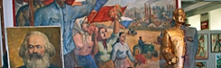 communisme in Praag